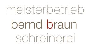Schreinerei Bernd Braun in Landau-Wollmesheim